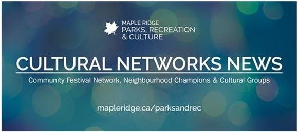 Cultural Network Newsletter