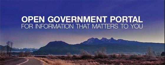 Open Government Portal