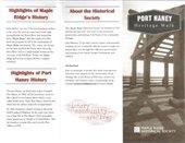 Port Haney Brochure