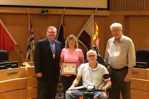 2017 Accessibility Awards - Kathy Lane