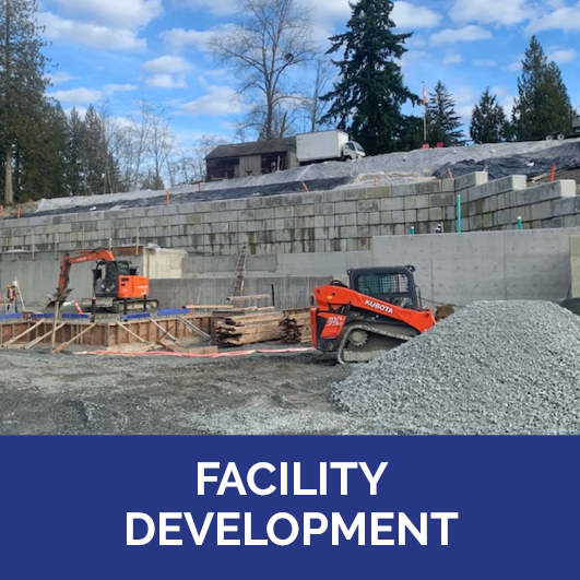 Facility Development Projects
