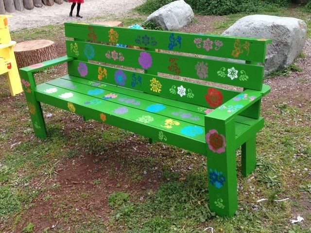 Hammond Buddy Bench