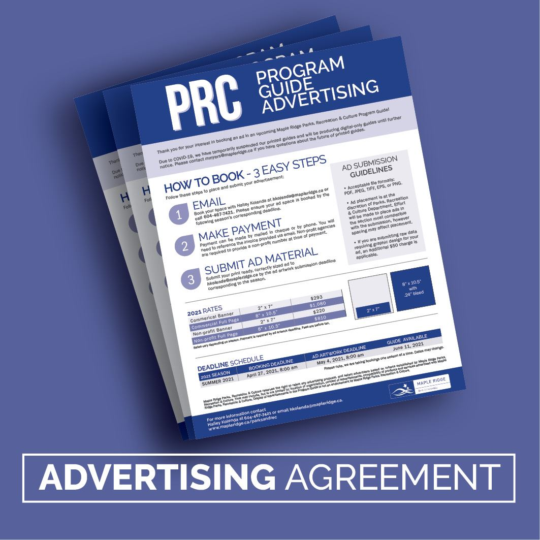 2019 Fall Advertising Agreement Button