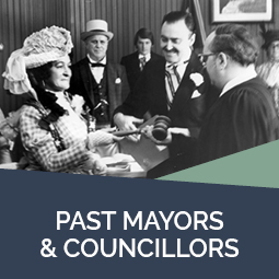Past Mayors and Councillors