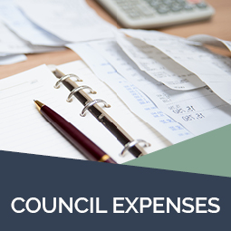 council expenses