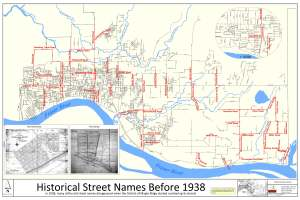 Street Names Before 1938