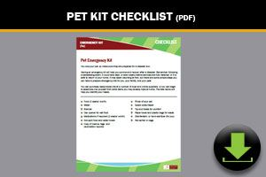 Download: Pet Emergency Kit Grab-and-Go
